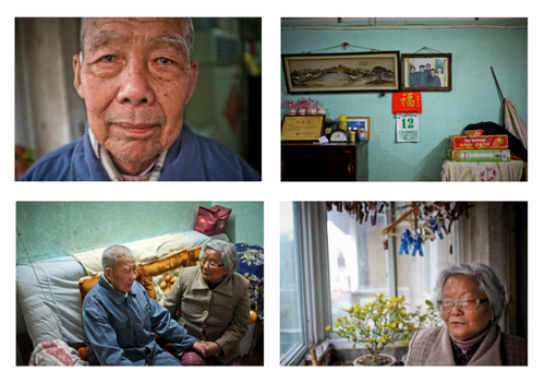 Nanjing Massacre Survivors