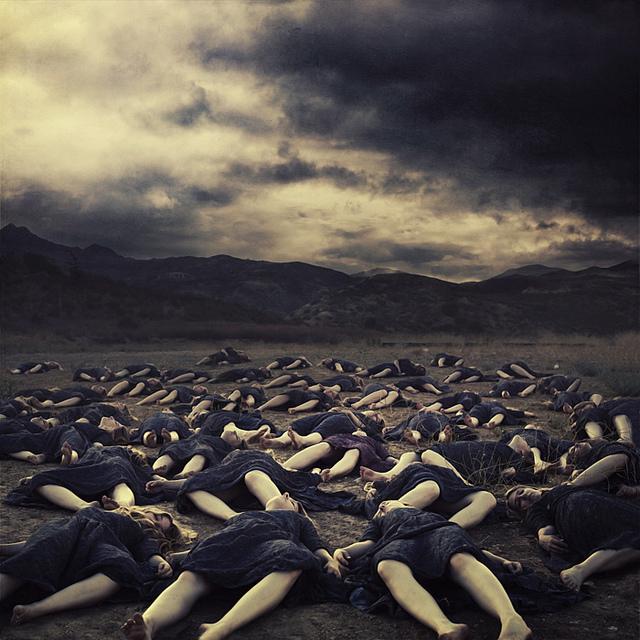 Brooke Shaden - The Fallen