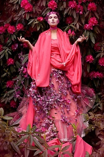 Kirsty MitchellThe Pink Saint