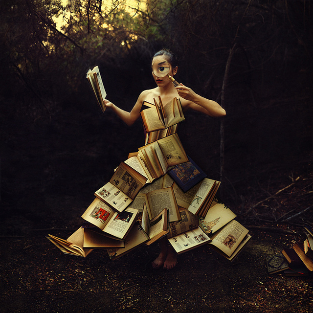Brooke Shaden - The Research Labratory