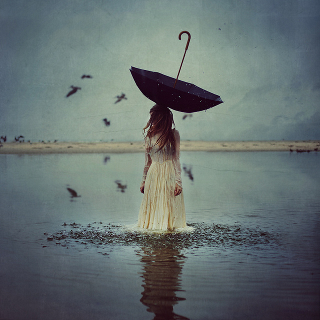 Brooke Shaden - The World Above