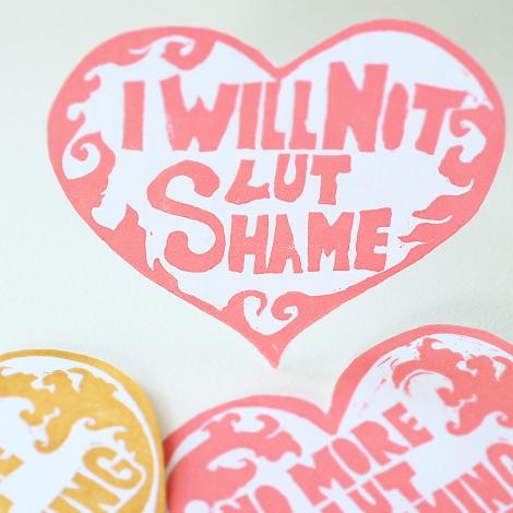 I Will Not Slut Shame