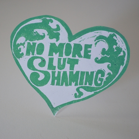 No More Slut Shaming